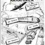 Annons från 1940 för Preschona-fabrikerna