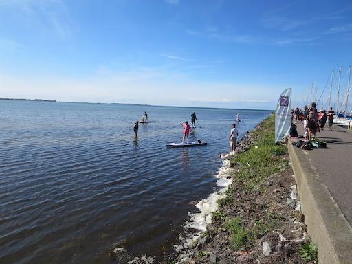 Stå-upp-paddling